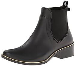 kate spade new york Women s Sedgewick Rain Boot Black 5 B(M) US