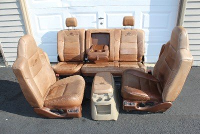 f350 king ranch seat autos weblog. Black Bedroom Furniture Sets. Home Design Ideas