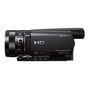 """Sony HDR-CX900EB.CEN Caméscope 3,5"""" (8,89 cm) 14,2 Mpix Zoom Optique 12x USB/HDMI Wifi/NFC Noir"""