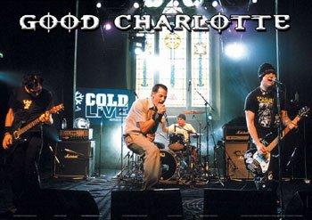 "Good Charlotte-Poster 61 x 91,5 Cm/Poster """