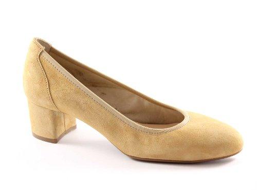 MELLUSO K75515 hojaldre scarpe donna decolletè camoscio pelle 39