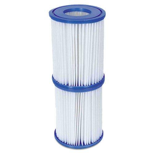 4 Stück Bestway Filter Kartuschen für Pool Swimmingpool Pumpen Intex Bestway / Gr. 2 hier kaufen