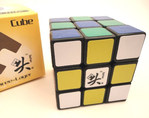 Dayan Guhong V2 3x3 Speed Cube Black