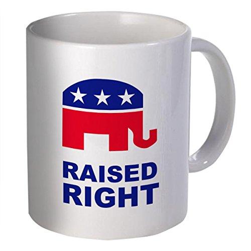 Funny Mug 11OZ - Republican Elephant