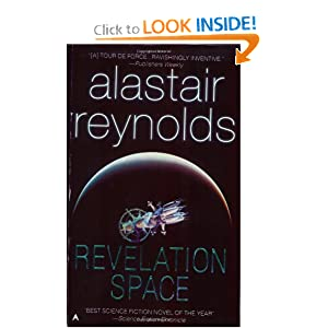 Amazon.com: Revelation Space (9780441009428): Alastair Reynolds: Books
