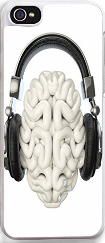 buy Case For Iphone Iphone 5C Case 2015 Personality High Quality Abstract Cool Creative Headphones For E-Gll