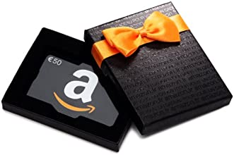 Carte cadeau Amazon.fr - 50 - Dans un coffret Amazon