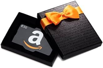 Carte cadeau Amazon.fr - 50 - Dans un coffret Amazon
