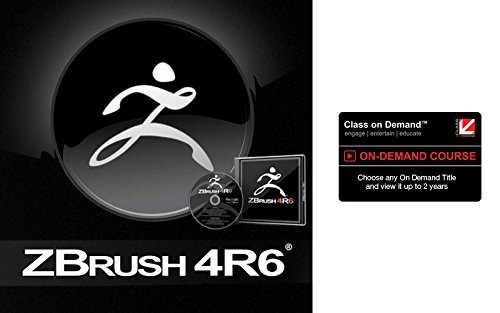Программу Pixologic Zbrush 4R6