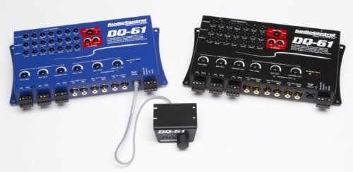 Audio Control Dq61 Equalizers And Crossovers