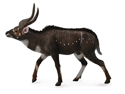 Collect A Wild Life Mountain Nyala Toy Figure
