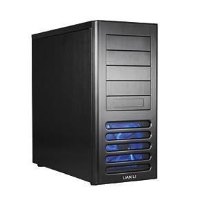 Case PC-7FNB Mid Tower ATX/ microATX 5/0/(4) FAN HD+AC97 Black Retail