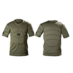 Buy Empire BT Paintball Chest Protector - Olive by Empire Paintball