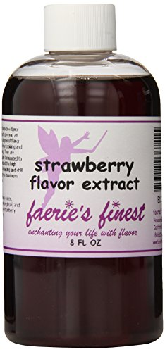 how to make strawberry flavor extract