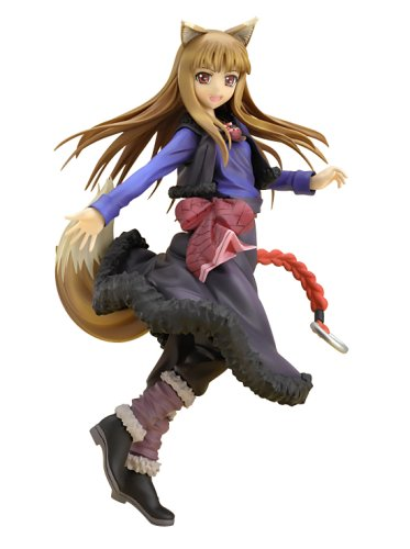 Spice and Wolf : Holo 1/8 Scale PVC Figure By Good Smile Company GSC (Spice And Wolf Figure compare prices)