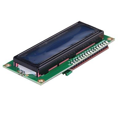 Zcl Iic/I2C Serial Interface Board Module Port For (For Arduino) 1602 Lcd