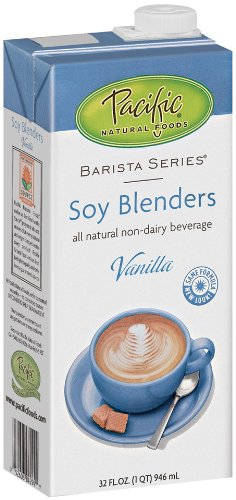 Pacific Natural Foods Soy Blenders, Vanilla,