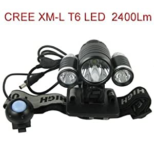 Amazon.com: Nowadvisor 2400lm Bike Bicycle Light