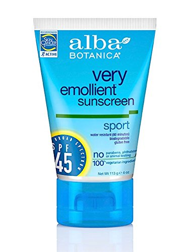 Alba Botanical Very Emollient Sunscreen - 1