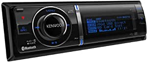 Kenwood KDC-BT92SD CD/MP3-Tuner (SD-Kartenslot, Apple iPod-ready, Bluetooth, USB 2.0) schwarz
