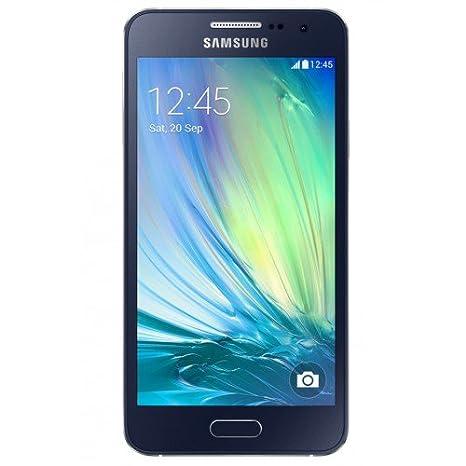 Samsung Galaxy A3 ITA Black