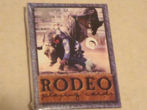 Rodeo Deck of Playing Cards