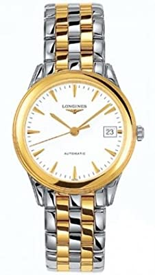 Longines Watches- Longines Flagship Two Tone Men's Watch by Longines