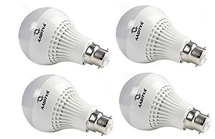 7W-Round-LED-Bulb-(White)