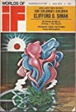 img - for IF Worlds of Science Fiction: June 1973 (