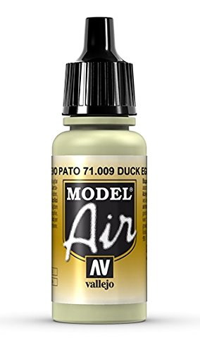 Vallejo Duck Egg Green Paint, 17ml