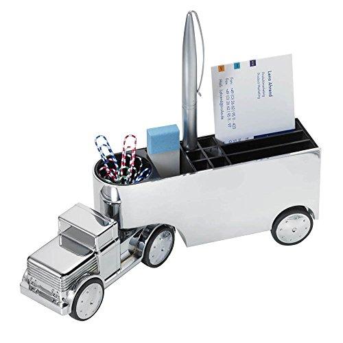 TROIKA GERMANY(トロイカ) CRUISE 可動式ペーパーウエイト&クリップホルダー オフィストラッカー GAM06/CH