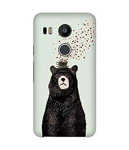 Bear Tea Party LG Nexus 5X Case