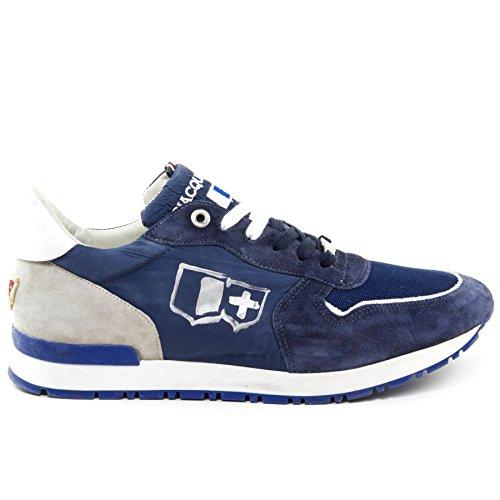 D'Acquasparta scarpa uomo Botticelli U100WB wash blue nr.43