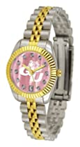 Gonzaga Bulldogs Executive Ladies Watch with Mother of Pearl Dial