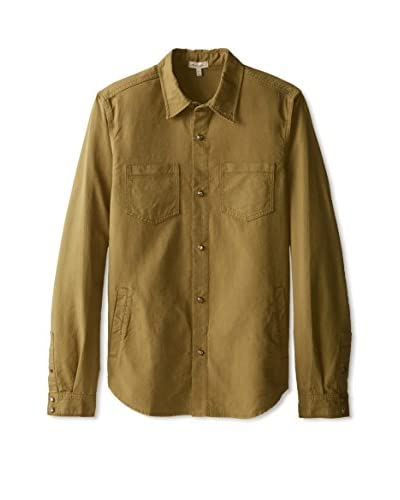 Mod-O-Doc Men's Military Cloth Shirt Jacket