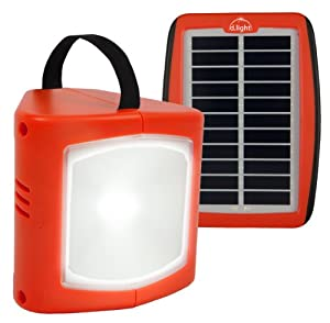 d.light LED Solar Rechargeable #S300 Lantern and Cell Phone Charger by d.light