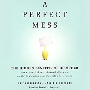 A Perfect Mess Audiobook