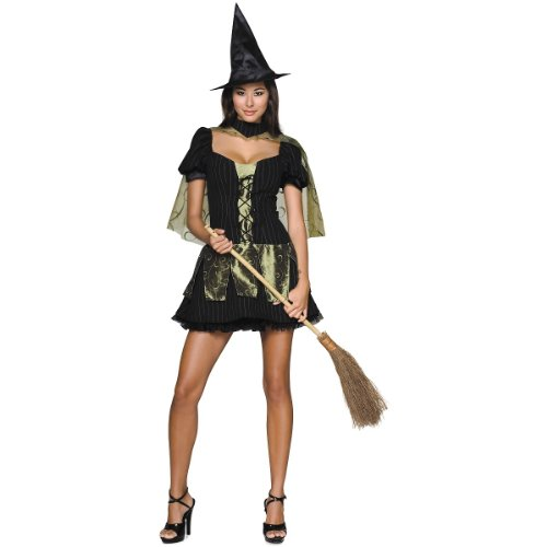 Wicked Witch of the West Costume - X-Small - Dress Size 2-6