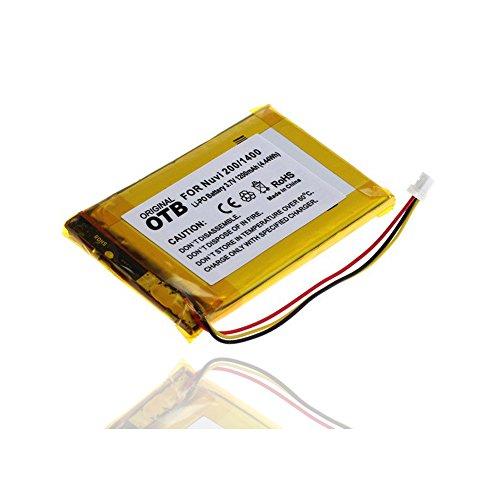 OTB Akku accu Batterie battery kompatibel zu Garmin Nüvi 1400 / 1440 / 1450 / 1490 / 1490T Li-Ion