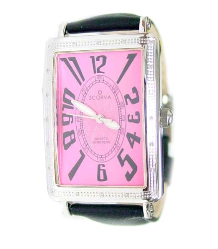 Scorva Womens Solid Staineless Watch High Quality