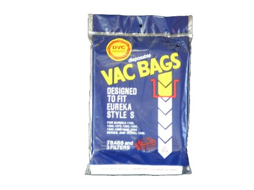 Eureka Oxygen Vacuum Bags
