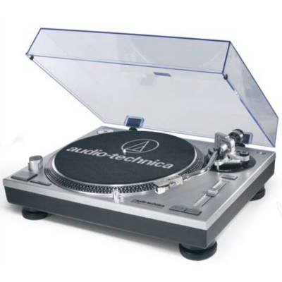 Audio-Technica AT-LP120-USB Record Turntable – Direct Drive – 1.4 lbf¡¤in