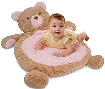 Bestever Pink Baby Bear Mat