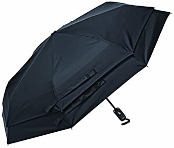 Samsonite Windguard Auto Open Close, Black, One Size