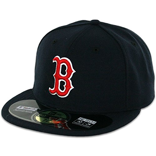 MLB Boston Red Sox Game AC On Field 59Fifty Fitted Cap-738 (Cap Mlb New Era compare prices)
