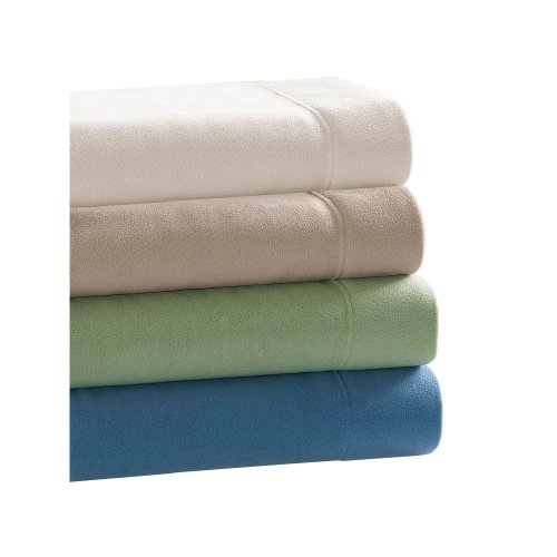 Micro Fleece Polyester Sheet Set Size: King front-1037460