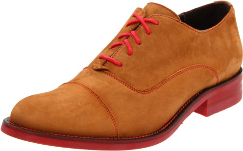 Donald J Pliner Men's Ember Lace-Up,Saddle,11.5 M US