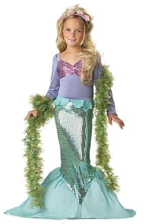 Low Price California Costumes Toys Little Mermaid Costume