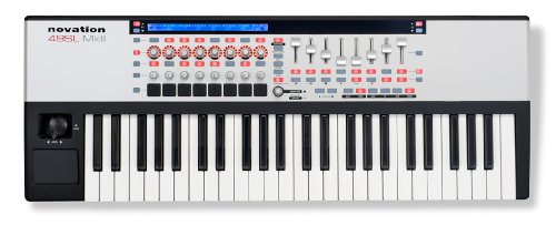 Novation 49 SL MkII USB Midi Controller Keyboard 49 Keys