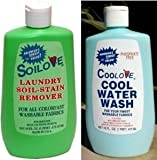 1 Bottle of Soilove and 1 Bottle of Coolove Cool and Warm Water Wash